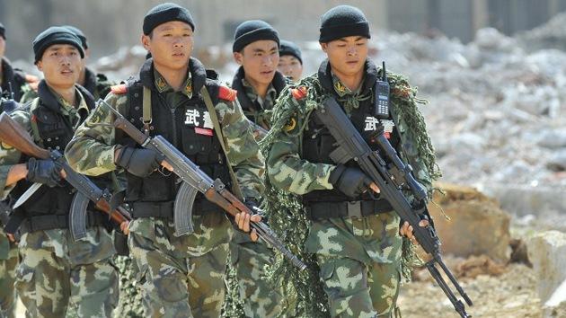 India acusa a tropas chinas de reforzar su posición en un territorio en disputa
