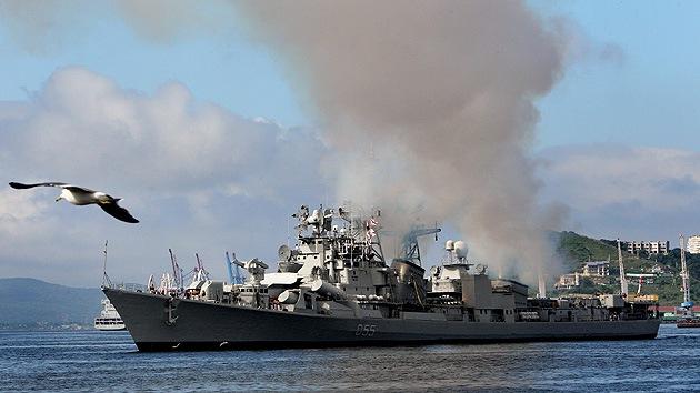 Rusia celebra dos ejercicios militares simultáneos