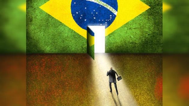 Rusia y Brasil inician régimen de viajes sin visados