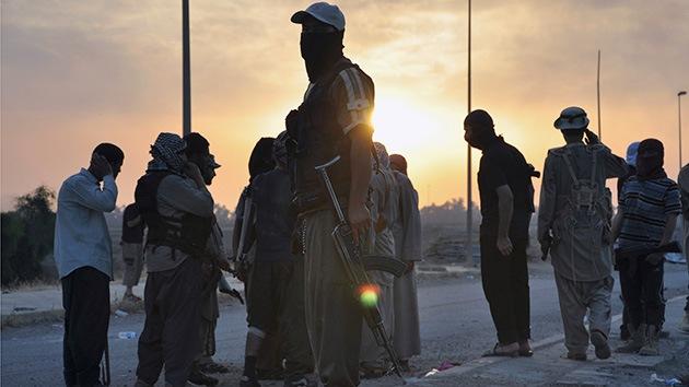 Rebeldes sirios, molestos porque EE.UU. no coordina con ellos los ataques aéreos