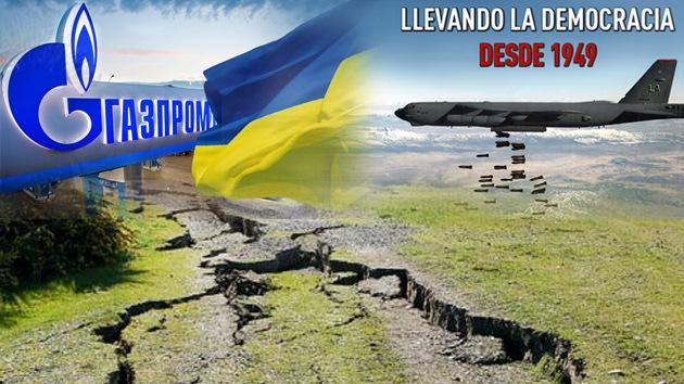Balance semanal: Terremotos en Chile, 65 años de crímenes 'humanitarios' de la OTAN y disputa sobre el gas entre Rusia y Ucrania