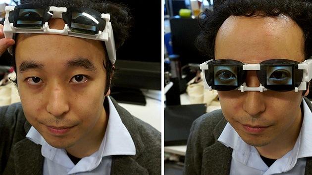 Presentan en Japón unas gafas que 'ocultan' las emociones