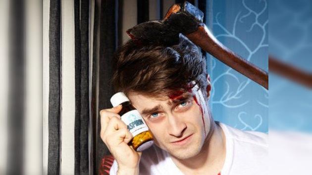 El 'bebedizo' secreto de Harry Potter: el actor Daniel Radcliffe confiesa que actuó bebido