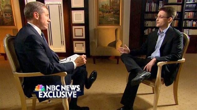 Las declaraciones de Snowden sobre el 11-S que la NBC descartó para 'prime time'