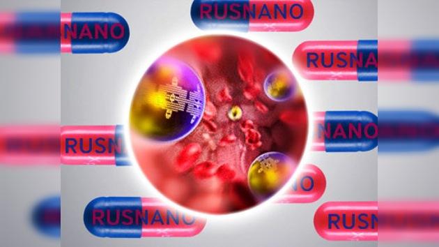 El poder federal entrega a Rusnano el futuro de la salud innovadora