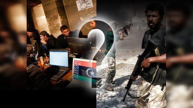 Libia, sacudida por las bombas... y las noticias-bomba