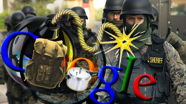 EE.UU.: Una mujer busca 'olla' y 'mochila' en Google y la Policía antiterrorista va a su casa