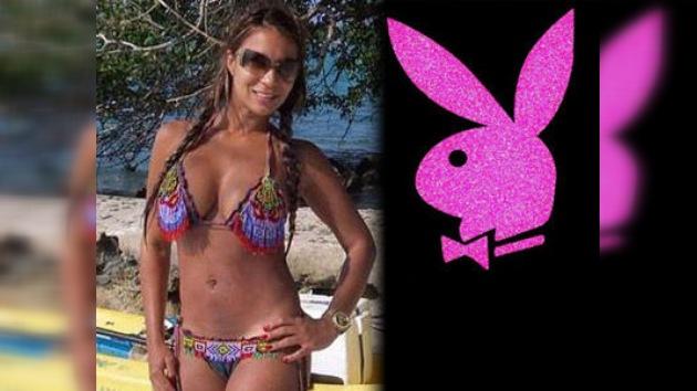 Lucha por una exclusiva de escándalo: Playboy 'se apodera' de la prostituta de Cartagena