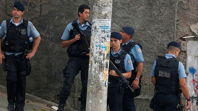 La policía civil de Brasil convoca huelga a tres semanas de la Copa del Mundo