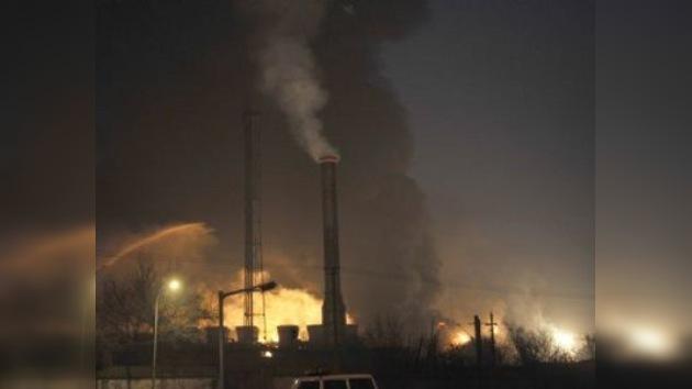 Una explosión en una planta petroquímica china causa dos muertos