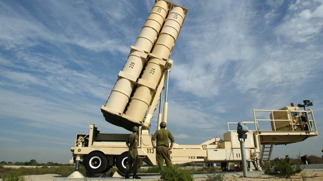 EE.UU. continuará financiando el sistema de defensa israelí