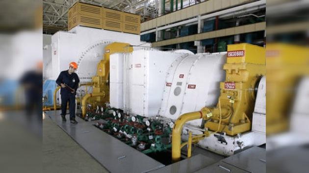 Putin dio conferencia sobre la energía atómica de Rusia