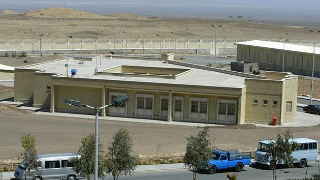 Irán anuncia un enriquecimiento más avanzado de uranio en la planta Natanz