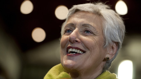 Beim Thema Russland vergeht Marieluise Beck gerne mal das Lachen.