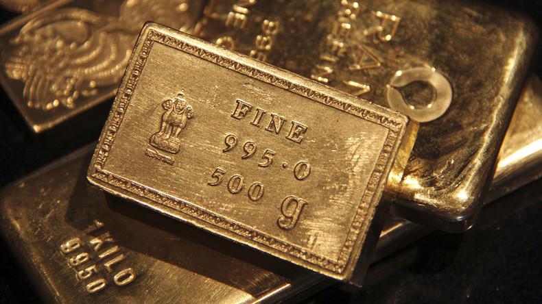 Indien stößt US-Staatsanleihen ab und kauft massiv Gold ein