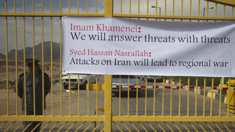 Iran schließt Bau von Anlage für Zentrifugen ab