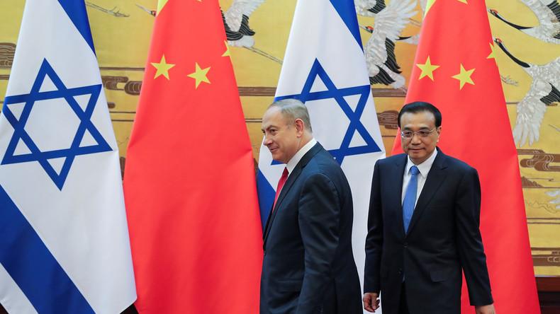 Chinesische Firma übernimmt israelischen Hafen