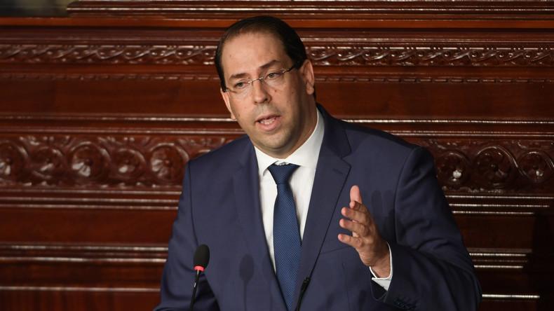 Parteiführung entzieht Tunesiens Regierungschef Parteimitgliedschaft