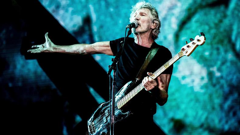 """""""Weißhelme sind ein tiefer Kaninchenbau"""": Roger Waters von Pink Floyd"""