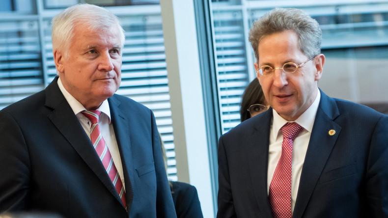 Verfassungsschutz-Chef Maaßen wird abgelöst