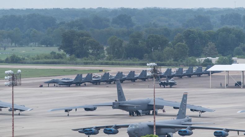 US-Air Force will 74 neue Staffeln wegen Russland und China haben
