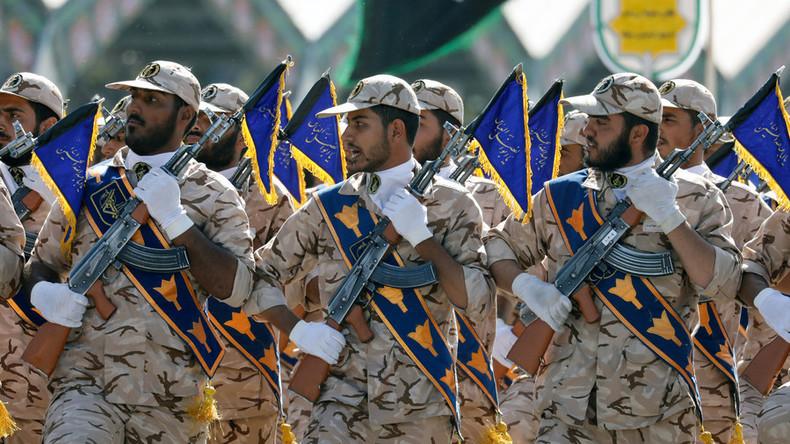 Mehrere Tote nach Anschlag auf Militärparade in Iran