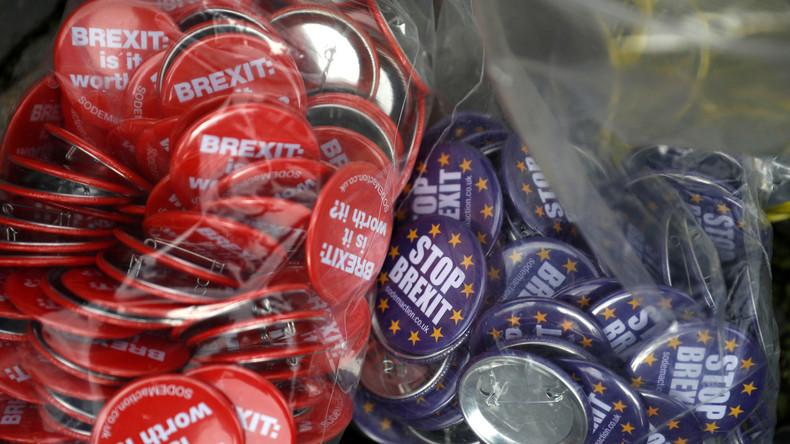 Umfrage zum Brexit: Stimmung vieler Briten wird schlechter