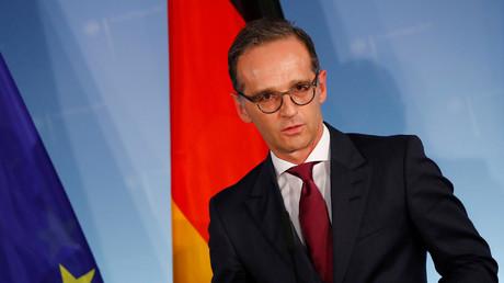 Heiko Maas verteidigt Staatsbesuch Recep Tayyip Erdoğans in Deutschland