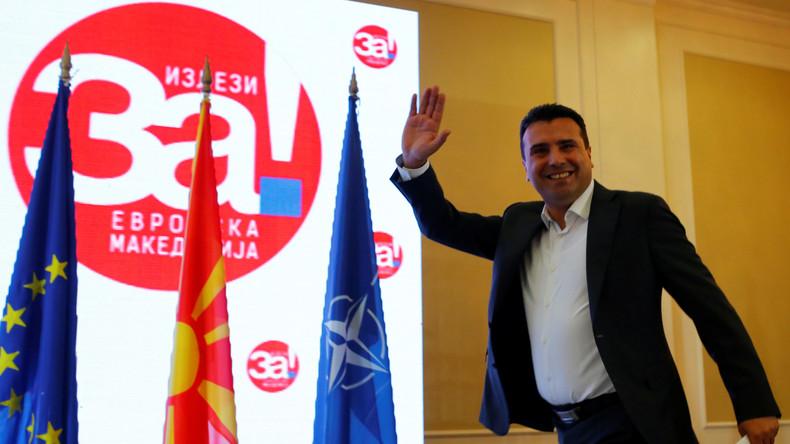 Referendum in Mazedonien krachend gescheitert – Regierung spricht von Erfolg