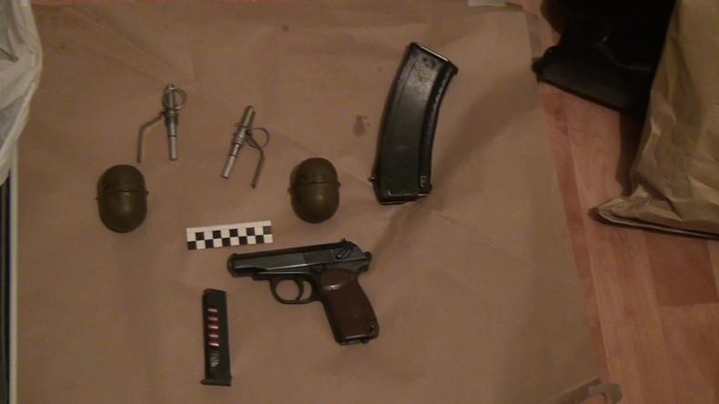 Waffenamnestie in Schweden: Polizei sammelt Handgranaten ein