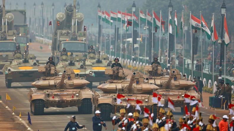 """Indien wird gegen jeden Angriff auf seine Souveränität """"mit doppelter Kraft"""" vorgehen"""