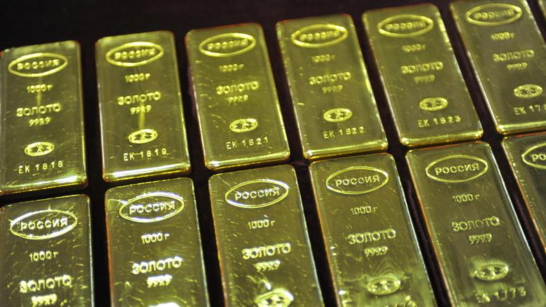 Angst vor dem Dollar-Crash: Schwellenländer horten Gold