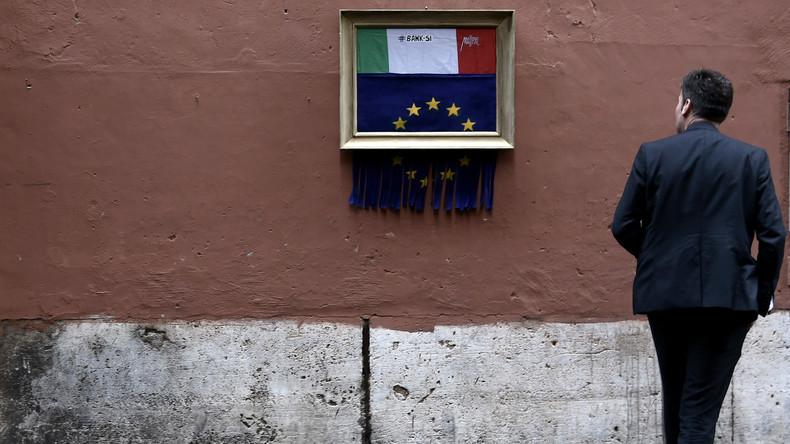 "Italien hält am ""Haushalt des Volkes"" fest – Kommt jetzt der ""Italexit""?"