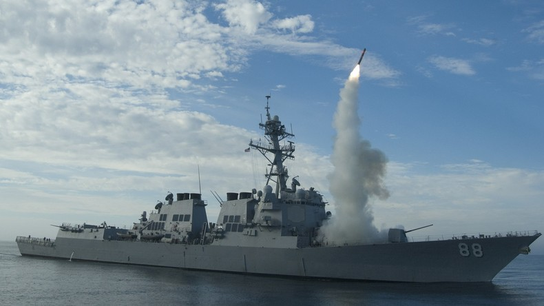 USA stellen neue Block IV-Version des Tomahawk-Marschflugkörpers vor