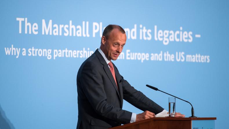 Merz-Kandidatur für CDU-Vorsitz: Sozialdarwinist und Lobbyist des US-Großkapitals