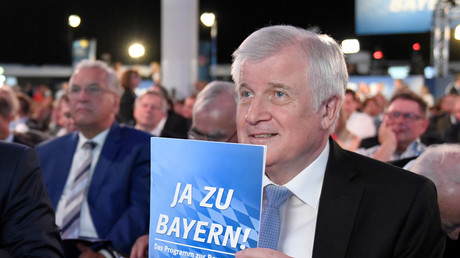 Horst Seeehofer von der CSU
