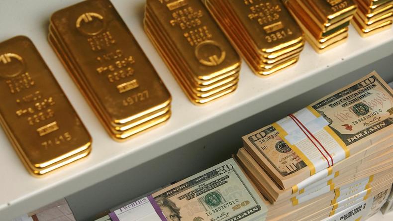 Wall Street Journal: Russland hat Dollaranteil seiner Wirtschaft bereits signifikant reduziert