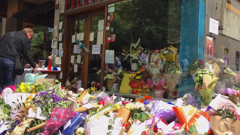 Mit einem Einkaufswagen gegen den Attentäter von Melbourne - Obdachloser wird als Held gefeiert