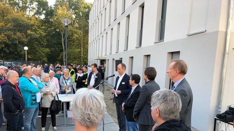 Brandbrief des Personalrats: Berliner Flüchtlingsbehörde vollkommen überlastet