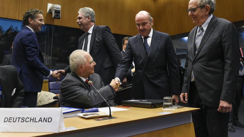 """Moderne Kanonenbootdiplomatie"" - Wie Varoufakis die EU entblößt"