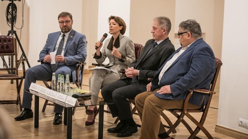 Debatte in Moskau über Rechtspopulisten: Mit wem soll Russland in der EU zusammenarbeiten?