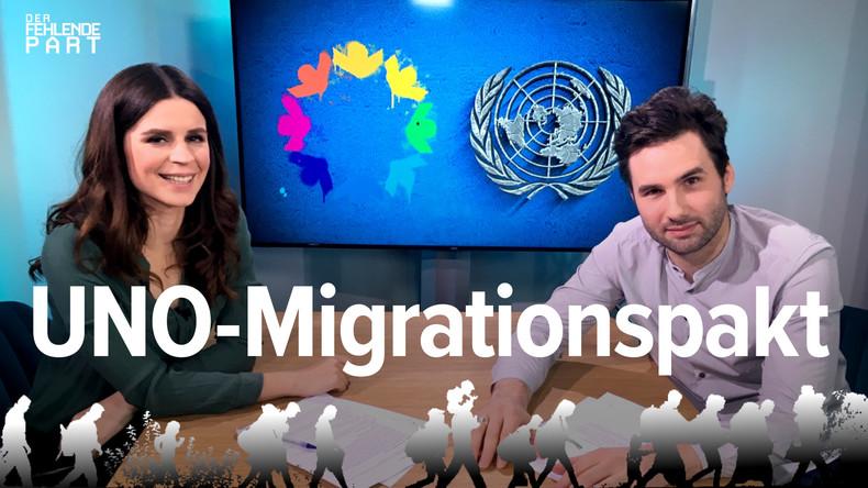 Wirtschaft oder Politik – Wer wirklich hinter dem UN-Migrationspakt steht