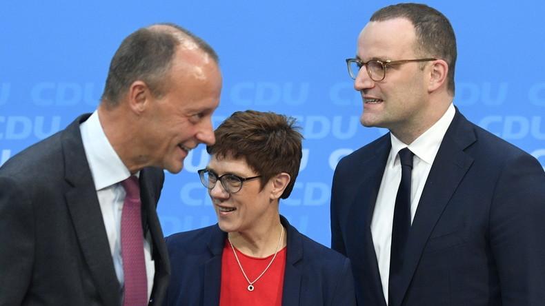 CDU übt sich beim Landesparteitag in Neumünster in Selbstüberschätzung