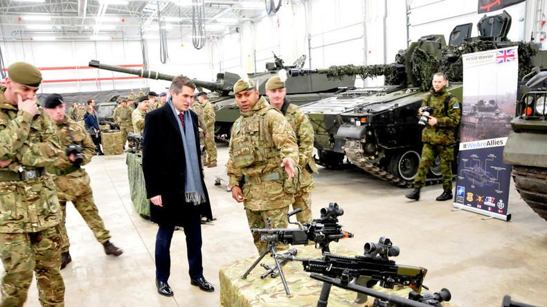 """""""Um Demokratie zu verteidigen"""" – Mehr britische Truppen für die Ukraine"""