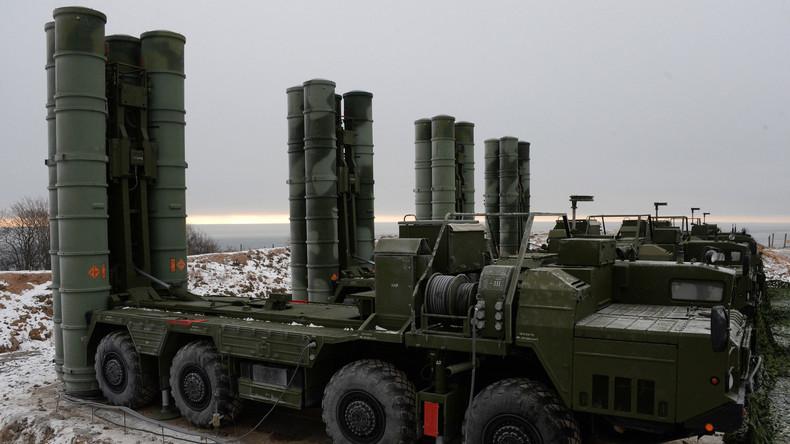 Warum das russische Luftabwehrsystem S-400 international gefragt ist