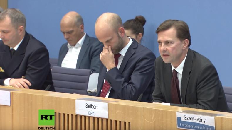 UN-Migrationspakt versus Einwanderungsgesetz: Merkel-Sprecher sehen keinen Widerspruch