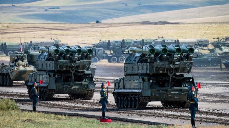 """China warnt USA davor, Handelskrieg zur """"großen Depression"""" oder """"Weltkrieg"""" zu eskalieren"""