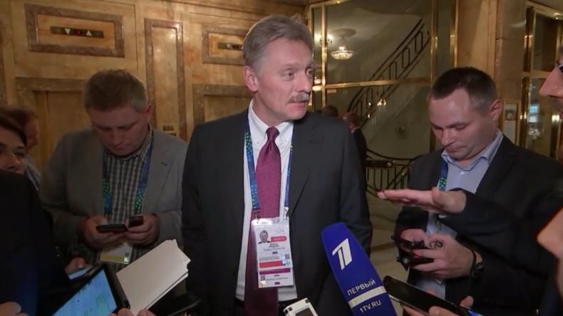 Peskow enthüllt E-Mails, die von Trumps ehemaligem Anwalt stammen