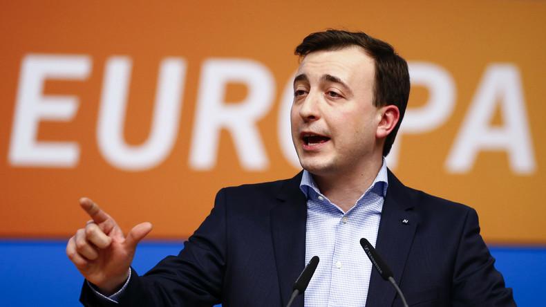 JU-Chef Ziemiak soll neuer CDU-Generalsekretär werden
