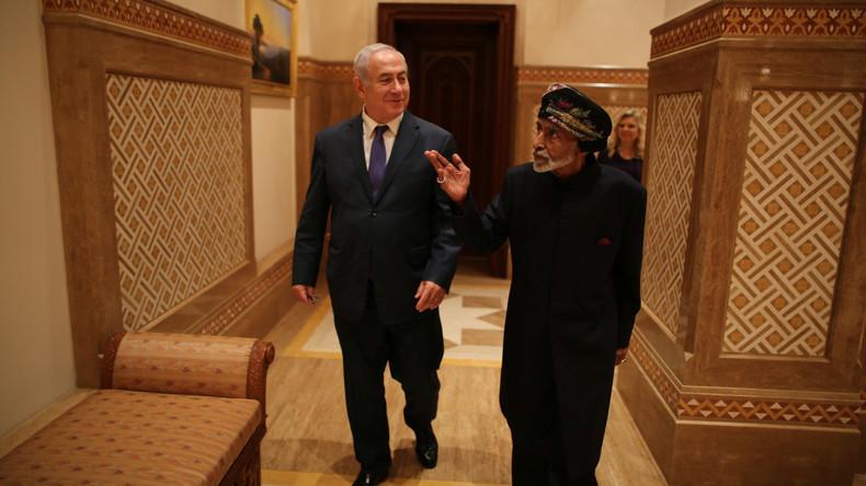 Neue Bündnisse: Oman gibt Luftraum für israelische Maschinen frei